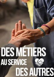 Les métiers au service des autres