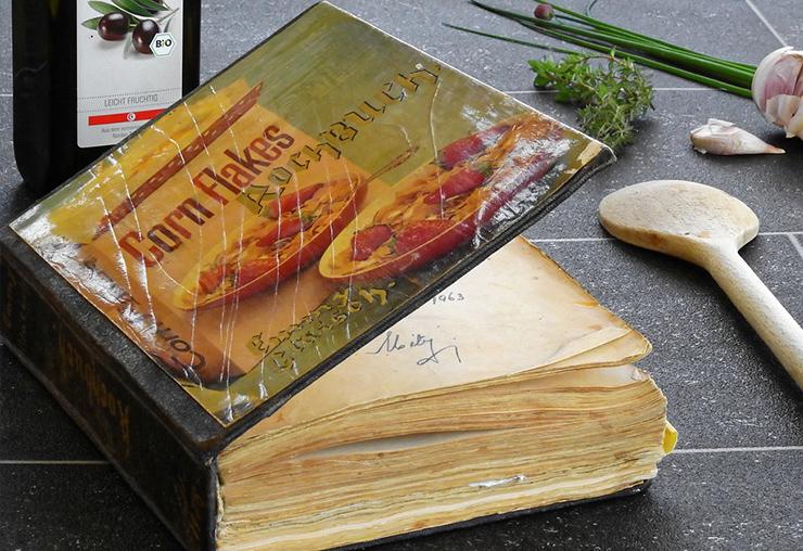 Écrivain culinaire : le fantôme de l'édition