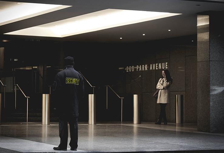 Une formation d'agent de sécurité pour un métier qui recrute