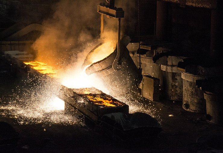 Métiers : la métallurgie bat le rappel