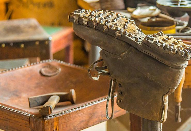 A Florence, le métier de cordonnier retrouve ses lettres de noblesse