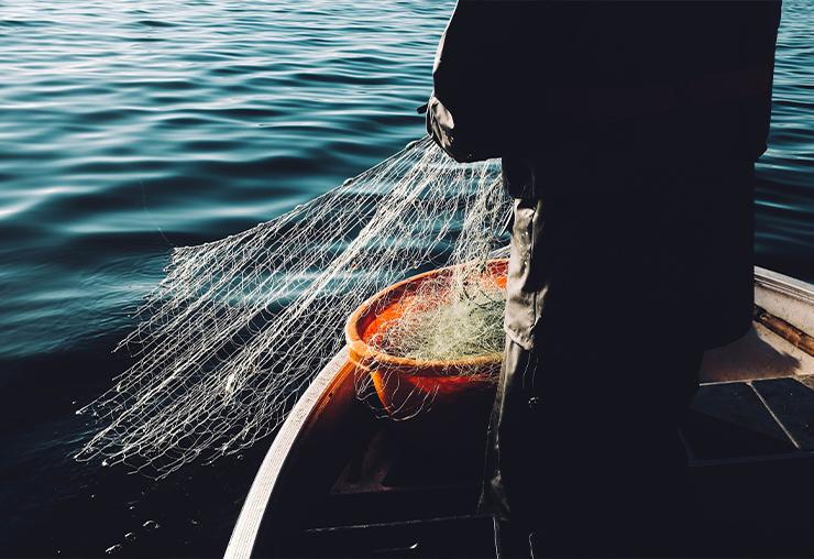 Pêcheur en Loire, Lionel savoure son métier