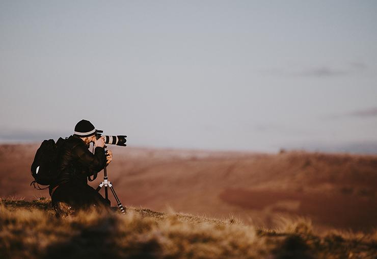 Photographe animalier : un métier haut en couleurs (et en sensations)