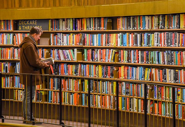 Libraire : un métier sous tension qui passionne