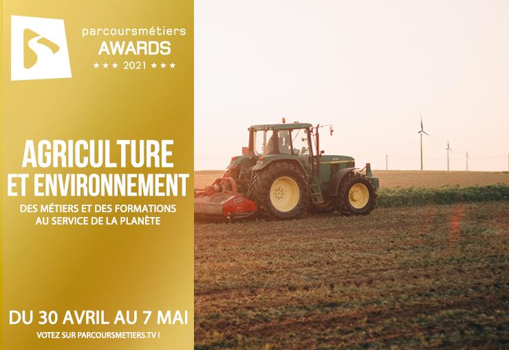 La thématique de la semaine : AGRICULTURE ET ENVIRONNEMENT